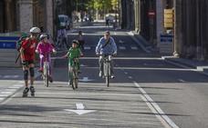 Dos circuitos por Valladolid para el Día de la Bici del 30 de septiembre