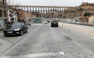 Los vecinos de Segovia comunican 50 incidencias al mes con la 'app' Línea Verde