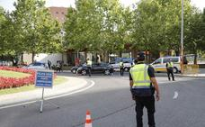 Un resultado positivo en un control de alcoholemia y drogas entre los conductores de Palencia