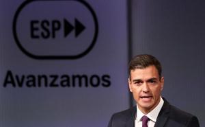 Sánchez intenta salir del bache con una reforma constitucional contra los aforamientos