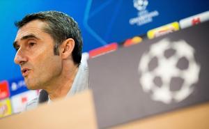 Valverde: «Queremos la Champions, pero como los otros grandes»