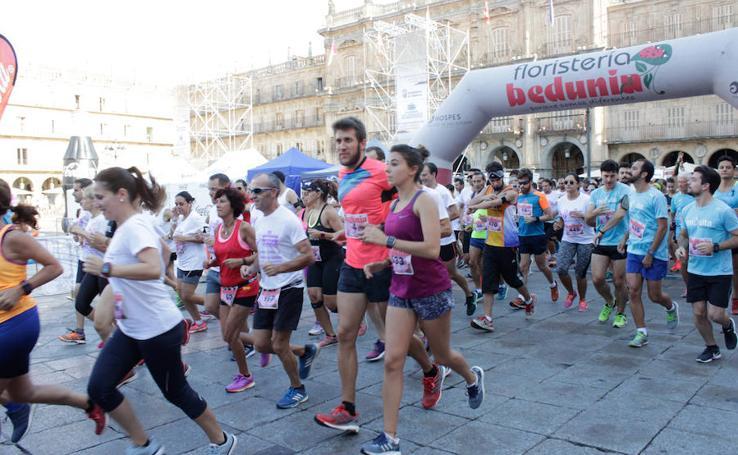 III Carrera contra la Violencia de género en Salamanca