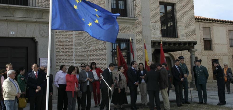 Arévalo acoge una jornada para hablar de las Instituciones Europeas