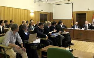 Problemas de espacio retrasan el inicio del juicio sobre la presunta manipulación del PGOU en Valladolid