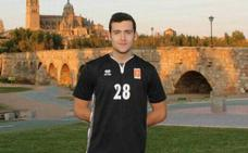 El BM Salamanca pierde a Carlos Prieto para la temporada por otra grave lesión de rodilla