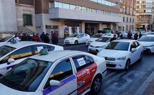 Mínima participación de los taxistas en la consulta sobre el sistema de descansos