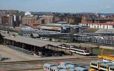 El Ayuntamiento de Valladolid espera «acelerar» el traslado de los talleres de Renfe
