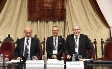 Los Reyes presiden hoy la firma de la 'Magna Charta'