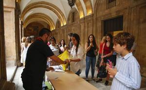 La Universidad Pontificia recibe a sus alumnos con un acto cultural y festivo
