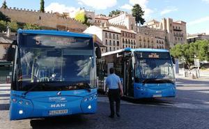 La propuesta para adjudicar los autobuses de Segovia se conocerá antes de fin de mes