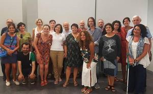 El noezelandés Charles Olsen presenta su proyecto para la Beca Machado