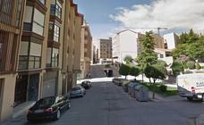 Comienzan las obras de pavimentación de la calle Calixto Pereda de Soria
