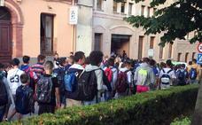 El curso de ESO y Bachillerato arranca en Segovia con casi 8.000 alumnos