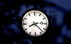 El último cambio de hora ya tiene fecha