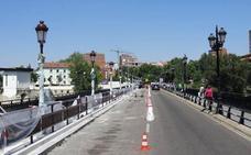 Los vecinos del Puente Mayor de Valladolid, sobre las obras: «Eran muy necesarias, estaba todo feísimo»