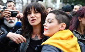 Asia Argento amenaza con denunciar a Rose McGowan si no retira las acusaciones