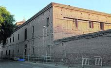Las obras de la iglesia del Simón Ruiz de Medina durarán diez meses