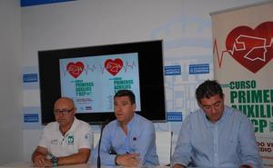 Veinte municipios de Zamora celebrarán cursos de primeros auxilios y reanimación cardiopulmonar