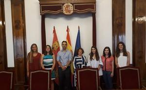 Alumnos de la Universidad de Salamanca realizan sus prácticas en la Subdelegación del Gobierno