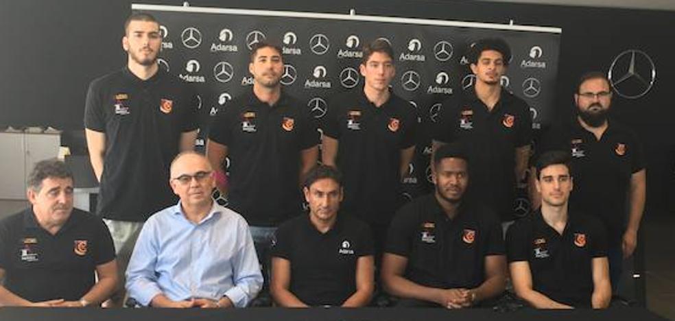 El Aquimisa Carbajosa inicia la Copa EBA ante Agustinos