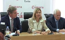 Pilar del Olmo no se postula a la alcaldía de Valladolid: «No estoy en eso, me quedan meses durísimos»