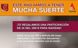 El Aquimisa Carbajosa lanza su campaña de abonados para la temporada 2018-2019