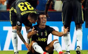 Mestalla se convierte en la pesadilla de Cristiano