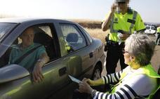 Tráfico inicia una campaña contra las distracciones al volante