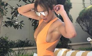 Jennifer Lopez luce tipazo