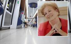 Chusa, la leonesa que pone voz al Metro de Madrid: «Si hablan de León me salen estrellitas en los ojos»