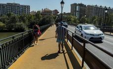 El Puente Mayor de Valladolid se reabre al tráfico