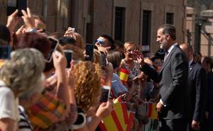 El Rey respalda 25 años del Grupo Ciudades Patrimonio