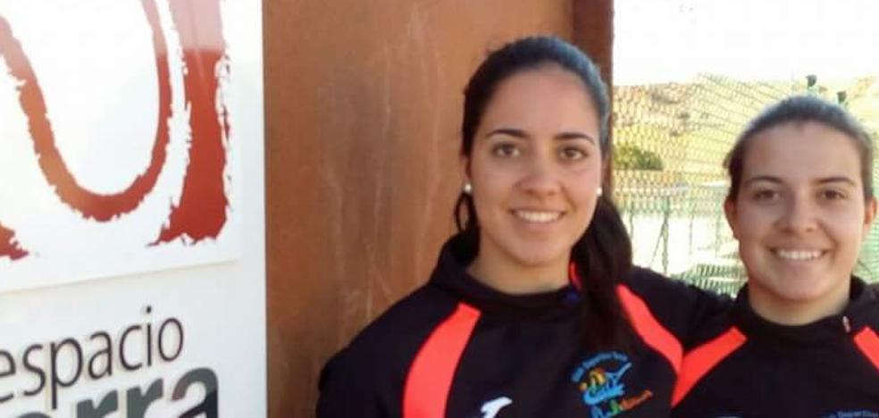 El equipo femenino del Club Tenis Alba de Tormes debuta en el Nacional de clubes