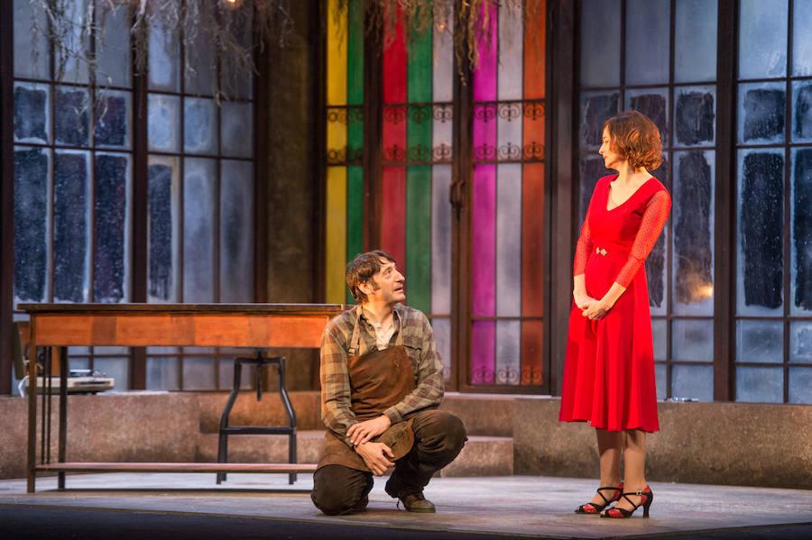 El Festival de Teatro continúa con 'Todas las noches de un día'