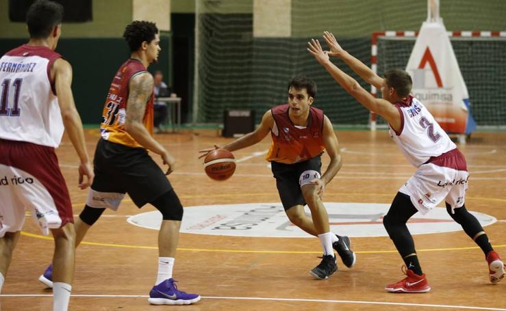 Aquimisa Carbajosa debuta en la Copa EBA con victoria