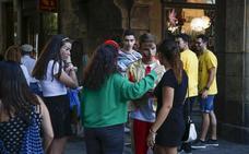 La Policía no detecta «conductas vejatorias» en las novatadas de Salamanca