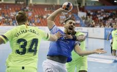 El Barcelona aplasta al Recoletas Atlético Valladolid (24-41)
