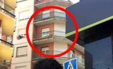 Muere una niña de nueve meses en La Rioja tras caer de la casa de la expareja de su madre