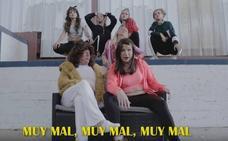 Los Morancos parodian la polémica de los másteres con 'Malamente' de Rosalía