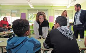 Ribera dice que el Gobierno trabaja para «reactivar» la planta de Vestas con otro socio industrial
