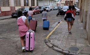 Una de las trece marroquíes volverá a Palencia en octubre tras cumplir 18 años