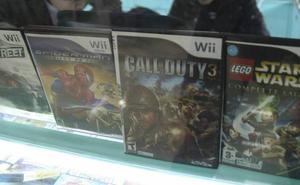 Detenidos por robar 145 videojuegos y venderlos en comercios de segunda mano de Valladolid