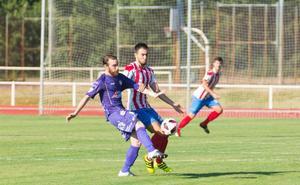 Dani Burgos estará en Ucrania con la Selección de Castilla y León