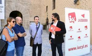IU confía en la vía judicial para aclarar lo ocurrido con la hipoteca del Torreón