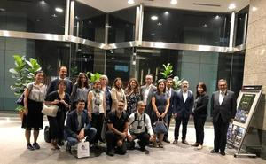 Salamanca se promociona en Japón como destino turístico, gastronómico e idiomático
