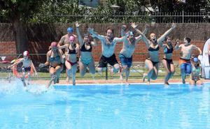 Las piscinas de verano registraron un incremento del 15,6% en el número de usuarios