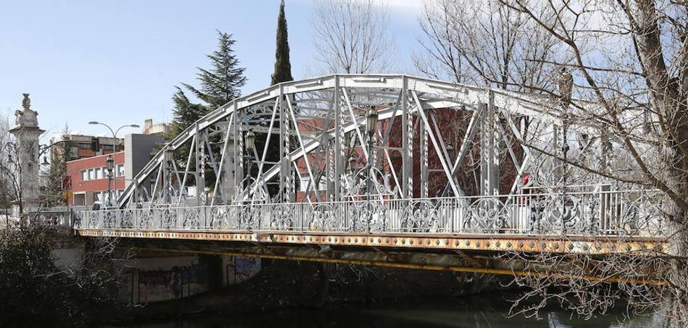 Aprobada la propuesta de OSEPSA para rehabilitar el Puente de Hierro