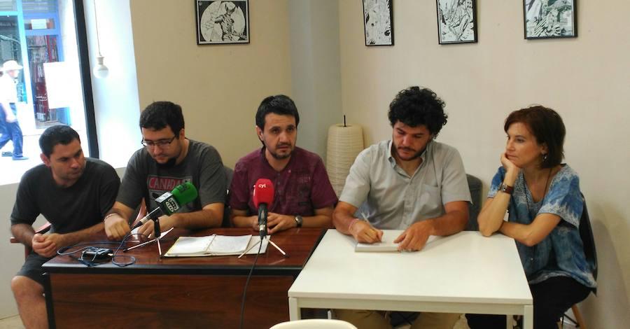 Ganemos e Izquieda Unida abogan por facilitar el retorno de los palentinos emigrados