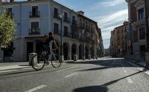 Valladolid registra cada día 200.000 desplazamientos en coche