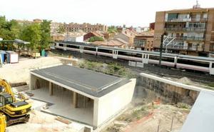 El arrastre de una caja de 1.400 toneladas excavará desde el lunes el túnel de Pilarica